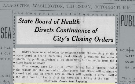 State health 1918